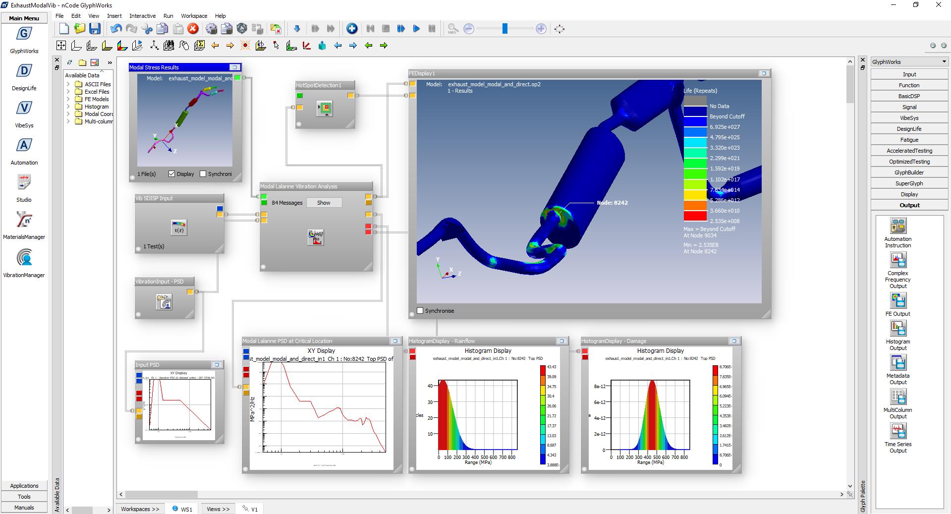nCode DesignLife - CAE Fatigue Analysis Software - nCode